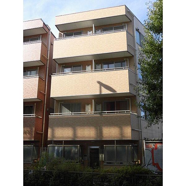 オリーブハウス 4階の賃貸【東京都 / 世田谷区】