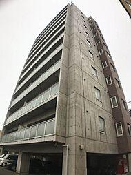 北海道札幌市西区発寒九条10丁目の賃貸マンションの外観