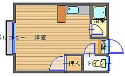 長崎県長崎市出雲1丁目の賃貸アパートの外観