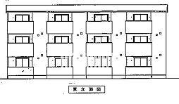 セキドア[1階]の外観
