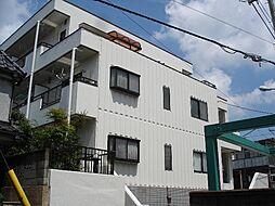 パールシティ桜川[305号室]の外観