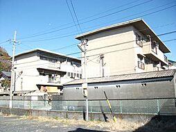 福吉アパート[1階]の外観
