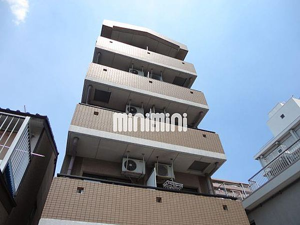 メゾン寺島[4階]の外観