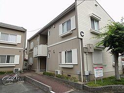 大阪府藤井寺市北條町の賃貸アパートの外観