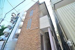 東急目黒線 武蔵小山駅 徒歩3分の賃貸アパート