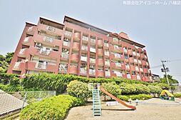 福岡県北九州市八幡西区若葉3丁目の賃貸マンションの外観