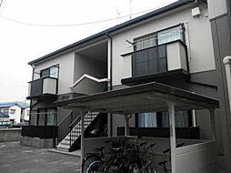 広島県広島市東区牛田本町4丁目の賃貸アパートの外観