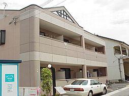 兵庫県姫路市井ノ口の賃貸マンションの外観