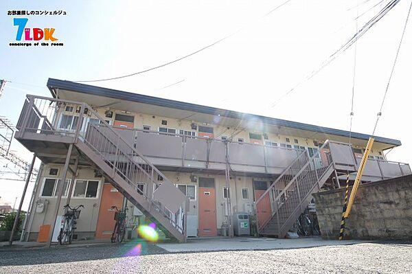 Mハイツ 2階の賃貸【奈良県 / 葛城市】