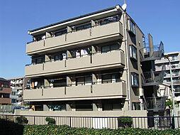 サンブライト北栄[1階]の外観