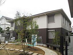 大阪府東大阪市新庄2丁目の賃貸アパートの外観