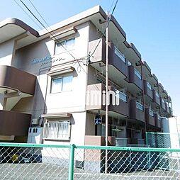 静岡県浜松市中区高丘北3の賃貸マンションの外観