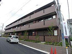 千葉県柏市酒井根4丁目の賃貸アパートの外観