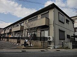 大阪府茨木市耳原2丁目の賃貸アパートの外観