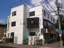 北海道札幌市北区北三十五条西5丁目の賃貸マンションの外観