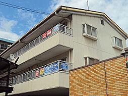 増田マンション[203号室]の外観