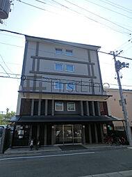 京都府京都市下京区土手町通正面上る溜池町の賃貸マンションの外観