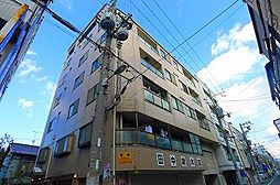 大阪府大阪市東成区大今里南4丁目の賃貸マンションの外観