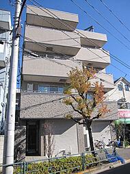 東京都江戸川区上一色2丁目の賃貸マンションの外観