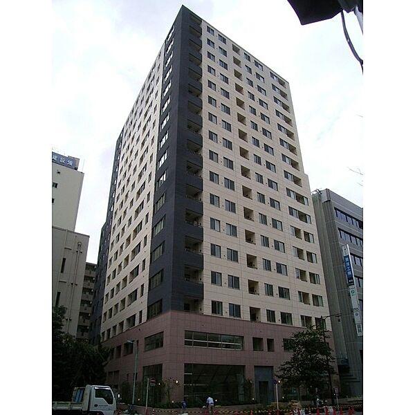 ブロードシティ東京[0406号室]の外観