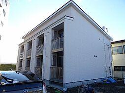 カーサ白鳥(ラサキ)[101号室]の外観