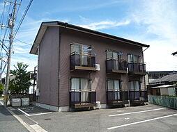 島根県松江市浜乃木1丁目の賃貸アパートの外観