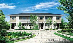 兵庫県姫路市広畑区長町1丁目の賃貸アパートの外観