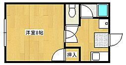 西鉄五条駅 1.5万円