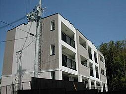 セレーノ東生駒A[3階]の外観
