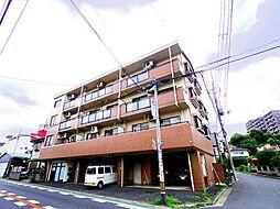 埼玉県新座市畑中3丁目の賃貸マンションの外観