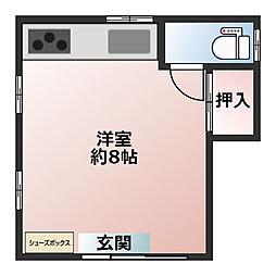 [一戸建] 兵庫県明石市大蔵本町 の賃貸【/】の間取り