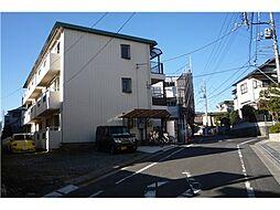 埼玉県さいたま市浦和区領家1丁目の賃貸マンションの外観