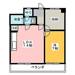 Opus4[2階]の間取り