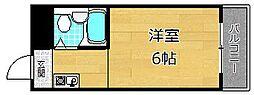 MLA香里園I[1階]の間取り