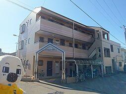 アキヤママンション[1階]の外観