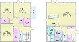 北山駅 15.0万円