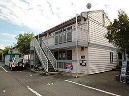 兵庫県神戸市西区水谷1丁目の賃貸アパートの外観
