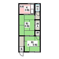 大高駅 3.5万円