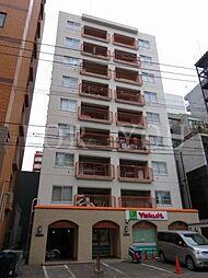 北海道札幌市中央区南五条西7丁目の賃貸マンションの外観