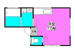 [一戸建] 埼玉県所沢市大字山口 の賃貸【/】の間取り