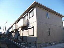 千葉県船橋市本町2丁目の賃貸アパートの外観