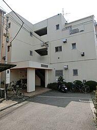 東京都杉並区成田西3丁目の賃貸マンションの外観