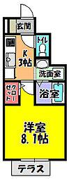 滝谷駅 4.0万円