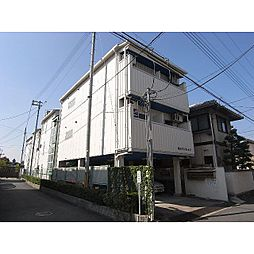 奈良県奈良市阪新屋町の賃貸マンションの外観