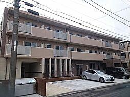 神奈川県横浜市鶴見区上末吉3丁目の賃貸マンションの外観