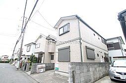 神奈川県相模原市南区東大沼2丁目の賃貸アパートの外観