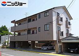 シャトー吾妻[3階]の外観