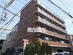 静岡県静岡市葵区西門町の賃貸マンションの外観