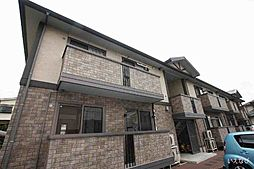 広島県福山市南手城町3丁目の賃貸アパートの外観