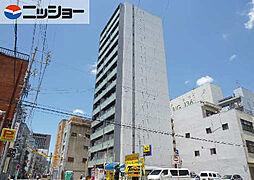 エルザビル名古屋駅前[6階]の外観